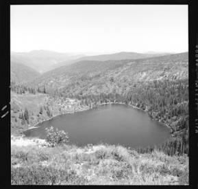 item thumbnail for Unidentified Lake (Mont.), 1959 [1]