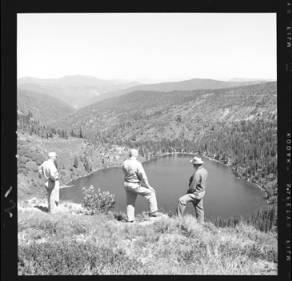 item thumbnail for Unidentified Lake (Mont.), 1959 [2]