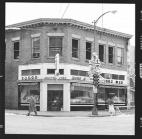 item thumbnail for Gem (Idaho), Drugstore, 1961 [4]