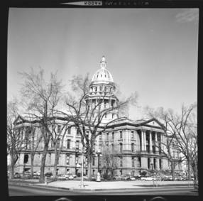 item thumbnail for Denver (Colo.), Capital building, 1961 [1]