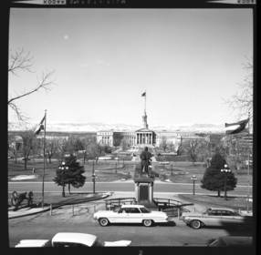item thumbnail for Denver (Colo.), Denver City and County building, 1961