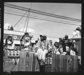 item thumbnail for Lewiston (Idaho),  Parade, 1961 [30]