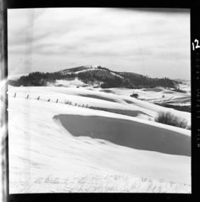 item thumbnail for Moscow (Idaho), winter scenes, 1952 [2]