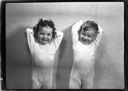 item thumbnail for John and Helen Laughlin, 1940
