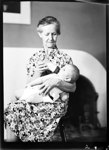 item thumbnail for Mom Laughlin, 1938