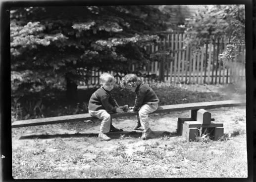 item thumbnail for Helen and John Laughlin, 1940