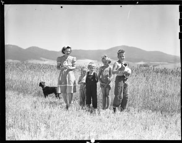 item thumbnail for Harvest at Floyd Trail's [6]