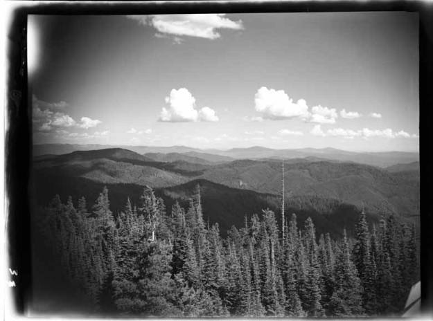 item thumbnail for Big Creek Baldy Lookout (Mont.) [1]