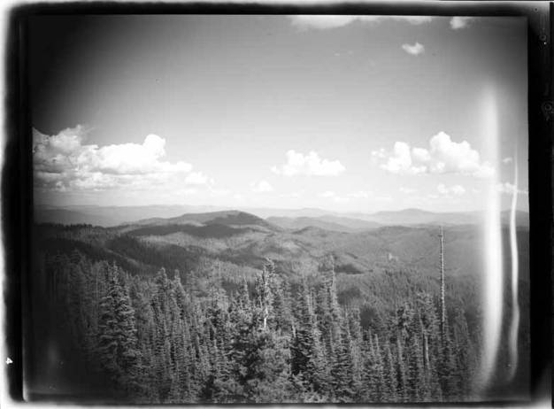 item thumbnail for Big Creek Baldy Lookout (Mont.) [2]