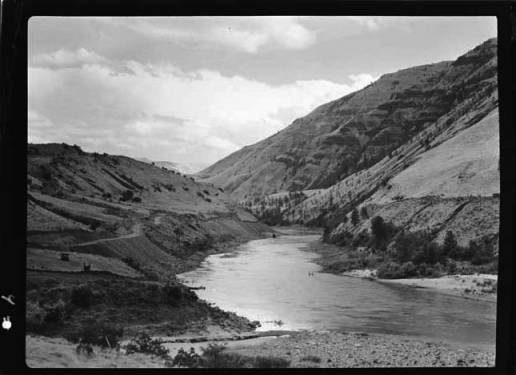 item thumbnail for Salmon River (Idaho), 1938