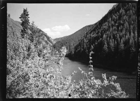 item thumbnail for St. Joe River, 1938 [1]