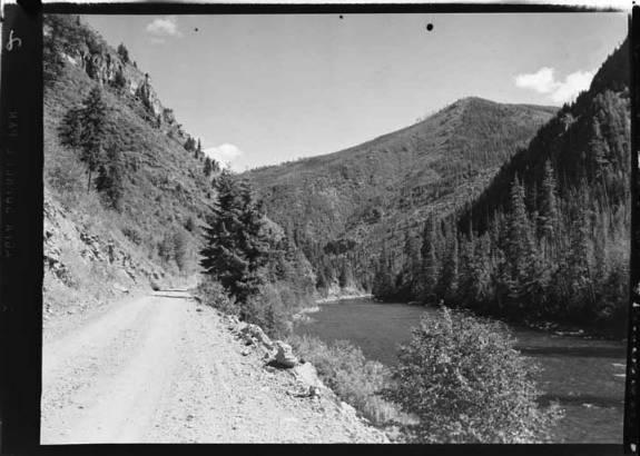 item thumbnail for St. Joe River, 1938 [2]