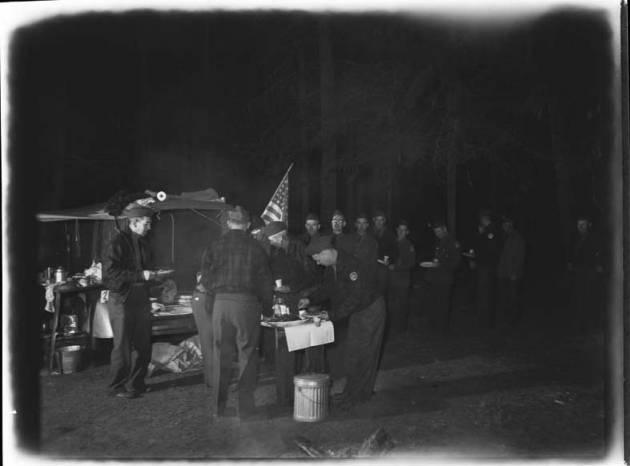 item thumbnail for National Guard trip, 1942 [1]