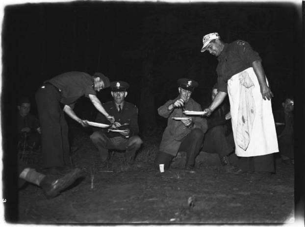 item thumbnail for National Guard trip, 1942 [3]