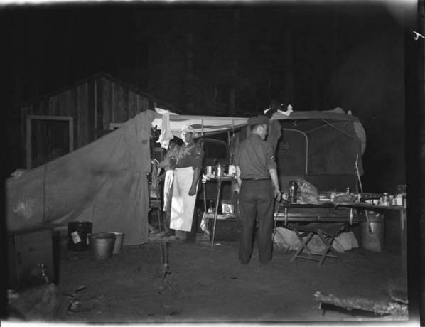 item thumbnail for National Guard trip, 1942 [4]