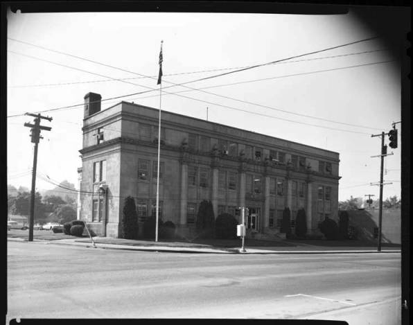 item thumbnail for County Courthouse Nez Perce, 1967