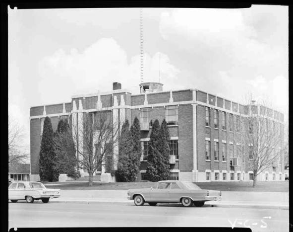 item thumbnail for County Courthouse Jerome, 1967