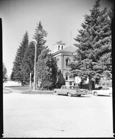 item thumbnail for County Courthouse Bear Lake, 1967