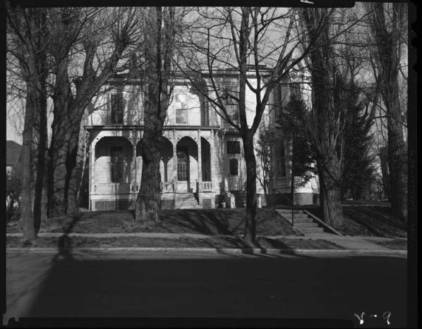 item thumbnail for Moscow (Idaho), McConnell Mansion [2]