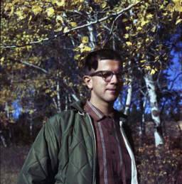 item thumbnail for John Laughlin, 1956 [2]