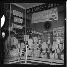 item thumbnail for Moscow (Idaho), store front, 1959 or 1960 [2]