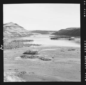 item thumbnail for Snake River across the mouth of the Palouse River [2]