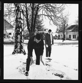 item thumbnail for Laughlin family at Christmas, 1959 [1]