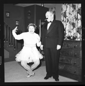 item thumbnail for New Year's costume party, 1960 [3]