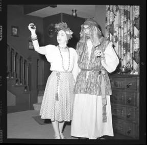 item thumbnail for New Year's costume party, 1960 [6]
