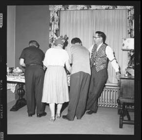 item thumbnail for New Year's costume party, 1960 [12]