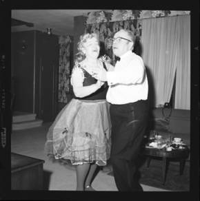 item thumbnail for New Year's costume party, 1960 [13]