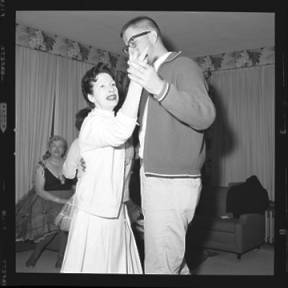 item thumbnail for New Year's costume party, 1960 [15]
