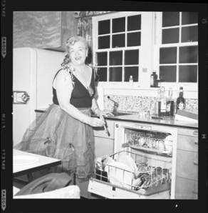 item thumbnail for New Year's costume party, 1960 [22]