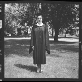 item thumbnail for Kay Laughlin, 1960 [1]