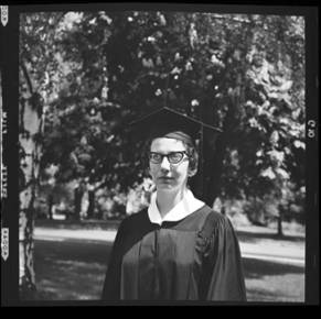 item thumbnail for Kay Laughlin, 1960 [2]