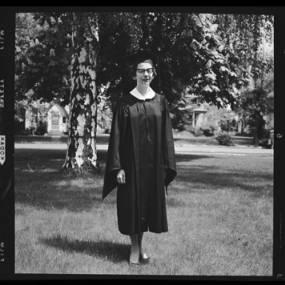 item thumbnail for Kay Laughlin, 1960 [3]