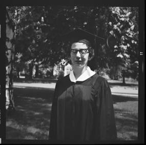 item thumbnail for Kay Laughlin, 1960 [5]