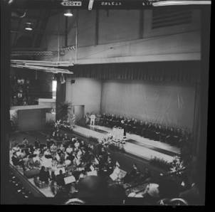 item thumbnail for Kay Laughlin's Graduation, 1960