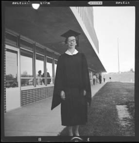 item thumbnail for Kay Laughlin, 1960 [7]