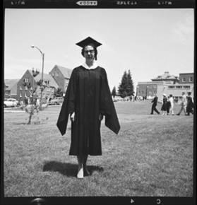 item thumbnail for Kay Laughlin, 1960 [8]