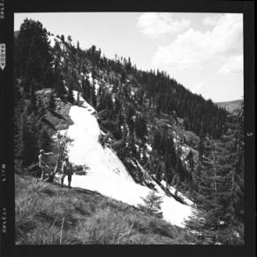 item thumbnail for Clearwater Mountains (Idaho), 1960