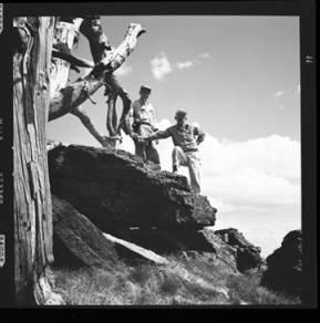 item thumbnail for Freezeout Saddle (Idaho), 1960 [7]