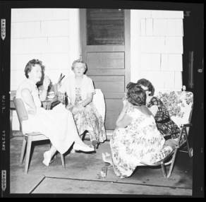 item thumbnail for Poker Club party at the Laughlin house, 1960 [1]