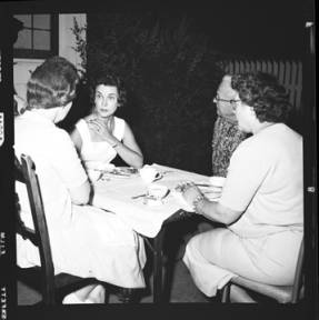 item thumbnail for Poker Club party at the Laughlin house, 1960 [13]