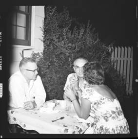 item thumbnail for Poker Club party at the Laughlin house, 1960 [16]