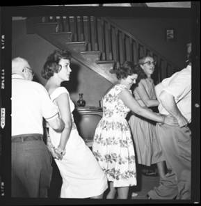 item thumbnail for Poker Club party at the Laughlin house, 1960 [28]