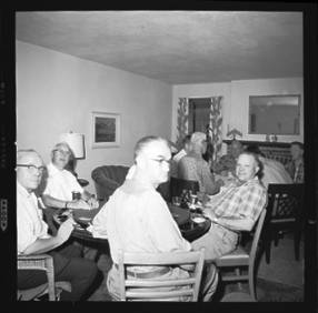 item thumbnail for Poker Club party at the Espe house, 1960 [4]