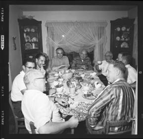 item thumbnail for Poker Club party at the Espe house, 1960 [7]