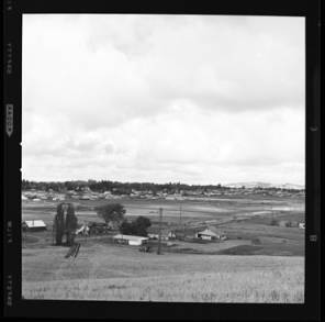 item thumbnail for Moscow (Idaho) Eastgate from Cemetery Hill, 1960 [3]