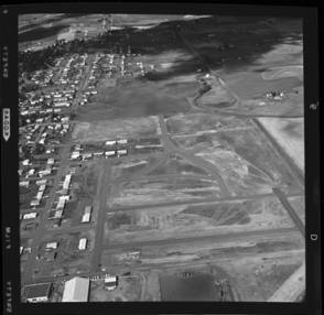 item thumbnail for Moscow (Idaho) aerial view of Eastgate, 1960 [2]